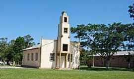 Balneário Gaivota - Balneário Gaivota-SC-Capela de São Sebastião no Bairro Figueirinha-Foto:Marlon Antonelli
