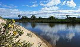 Balneário Gaivota - Balneário Gaivota-SC-Dunas da Lagoa Cortada-Foto:Marlon Antonelli
