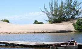 Balneário Gaivota - Balneário Gaivota-SC-Lagoa e Dunas-Foto:Marlon Antonelli