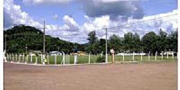 Campo de Futebol-Foto:Ivogr