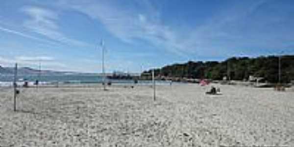 Barra da Lagoa-SC-Praia-Foto:meusroteirosdeviagem.