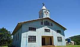 Barra Grande - Igreja de Madeira em Barra Grande-Foto:grigolo