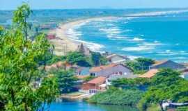 Barra Velha - a vista do cristo, Por Lincoln Rodrigo