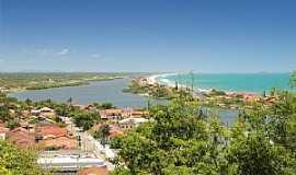 Barra Velha - Barra Velha-SC-Lagoa e Praia da Barra-Foto:Jakson Santos