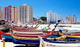 Barra Velha - Barra Velha-SC-Praia Central-Foto:Jakson Santos