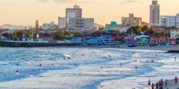 Entardecer em Barra Velha, Por Lincoln Rodrigo