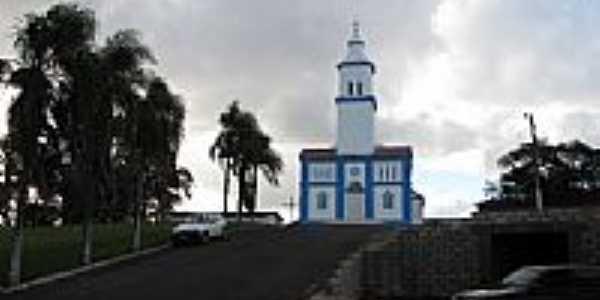 Igreja de Barro Branco-Foto:--- GABRIEL BIANCO -�