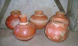 Mirandela - Mirandela-BA-Cerâmicas feitas pelos Índios