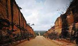 Mirandela - Mirandela-BA-Estrada em Mirandela