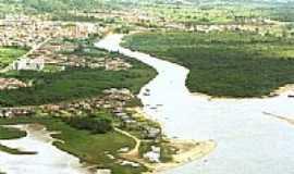 Bigua�u - Foz do Rio Bigua�u-Foto:CIBILS FOTOJORNALISM�