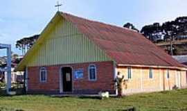 Bom Jardim da Serra - Bom Jardim da Serra-SC-Igreja do Divino Espírito Santo-Foto:Sidnei Recco