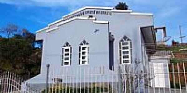 Bom Jardim da Serra-SC-Igreja da Congregação Cristã no Brasil-Foto:Sidnei Recco