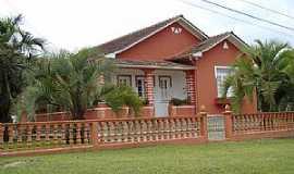 Bom Retiro - Bom Retiro-SC-Casa em estilo germânico-Foto:Dario Lins