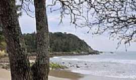 Bombinhas - Praia do Retiro dos Padres em Bombinhas-SC-Foto:Germano Schüür