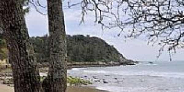 Praia do Retiro dos Padres em Bombinhas-SC-Foto:Germano Schüür