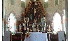 Braço do Norte - Igreja Nosso Senhor do Bonfim