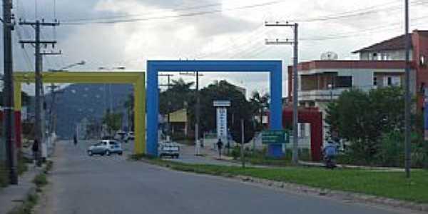 Portal de Entrada de Braço do Norte - SC por GABRIEL BIANCO