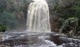 Mirangaba - Cachoeira do Gelo, Por Johny