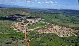 Mirangaba - Mirangaba-BA-Vista aérea da cidade e região-Foto:losfotosderatonuguaçu