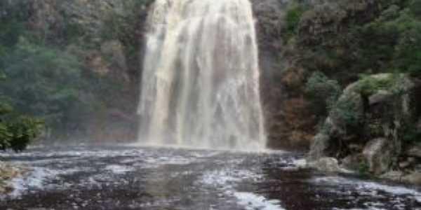 Cachoeira do Gelo, Por Johny