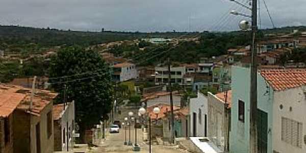 Mirangaba-BA-Ladeira da Igreja-Foto:Antonio Gabriel
