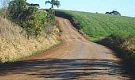 Cambuinzal - Estrada do interior-Foto:Auri Brandão