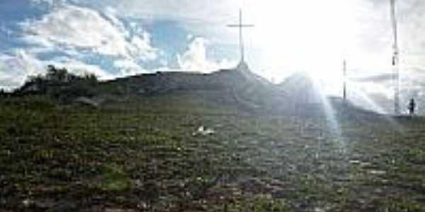 Girau do Ponciano-AL-Cruzeiro no Morro da Santa Cruz da Boa Vista-Foto:Alexandre de Oliveira