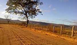 Mirante - Mirante-BA-Paisagem na estrada de Mirante-Foto:mirante-bahia.blogspot.com.br