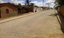 Mirante - Mirante-BA-Rua central-Foto:mirante-bahia.blogspot.com.br