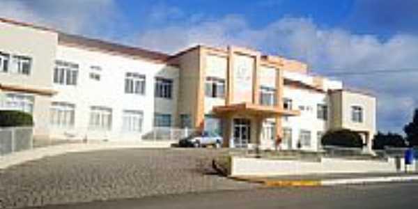 Hospital São Luiz em Campo Alegre-Foto:Miguel Arcanjo Sousa