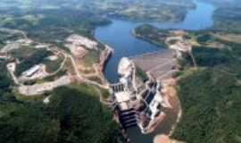 Campos Novos - Fotos Aéreas Usina Hidrelétrica, Por iuri nogueira