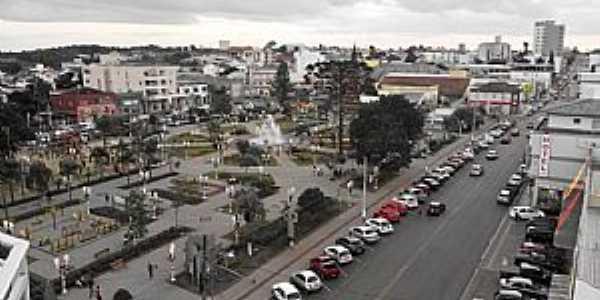 Imagens da cidade de Campos Novos - SC