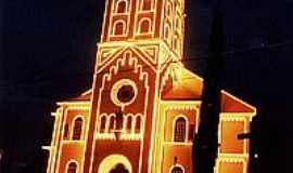 Canoinhas - Igreja Iluminada - Canoinhas-SC