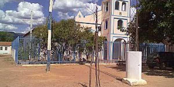 Mocambo-BA-Igreja Matriz-Foto:Evirandi Auriovane Xavier Gama gama