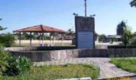 Capivari de Baixo - PRACA DA BANDEIRA, Por PAULO GISLON