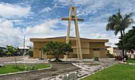 Capivari de Baixo - Igreja-Foto:nelio bianco