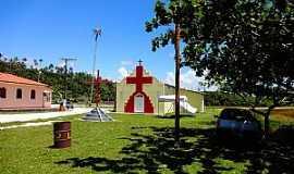 Mogiquiçaba - Mogiquiçaba-BA-Igreja de Mogiquiçaba-Foto:belmontebahia.commogiquicaba
