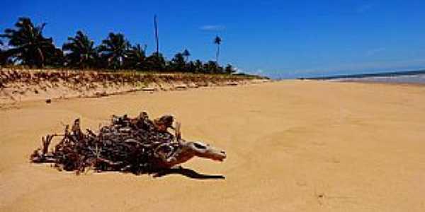 Mogiqui�aba-BA-Praia de Mogiqui�aba-Foto:belmontebahia.commogiquicaba