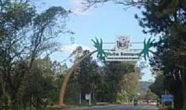 Cocal do Sul - Portal de entrada da cidade por ----BARBARA BIANCO----