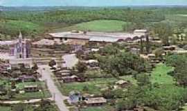 Cocal do Sul - Antigo cartão postal-Foto:valdir bonetti