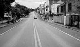 Cocal do Sul - Av.Dr.Polidoro Santiago-Foto:anderson.zomer