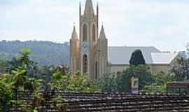 Cocal do Sul - Igreja Matriz-Foto:vicentepn