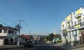 Cocal do Sul - Rua da cidade-Foto:@Beatr�z Bianco@