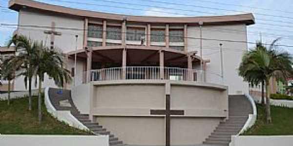 Imagens da cidade de Coronel Freitas - SC Paróquia São José do Patrocínio
