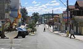 Correia Pinto - Avenida central de Correia Pinto-SC