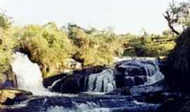 Correia Pinto - Queda D´Água no Rio Canoas em Correia Pinto-SC