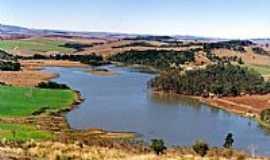 Correia Pinto - Rio Canoas e vista da região de Correia Pinto-SC