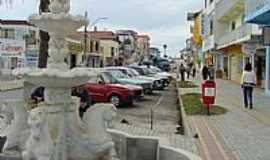 Correia Pinto - Rua central de Correia Pinto-SC