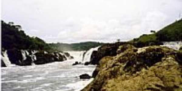 Cachoeira em Correia Pinto-SC