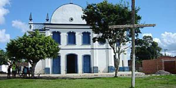 Monte Cruzeiro-BA-Igreja Matriz-Foto:Antônio Figueiredo
